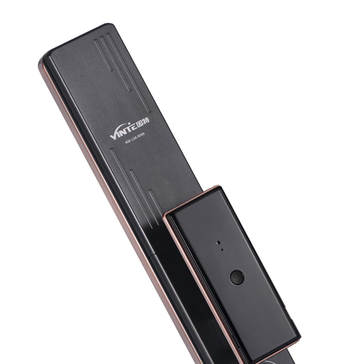 因特全自动指纹锁V50 全自动指纹锁